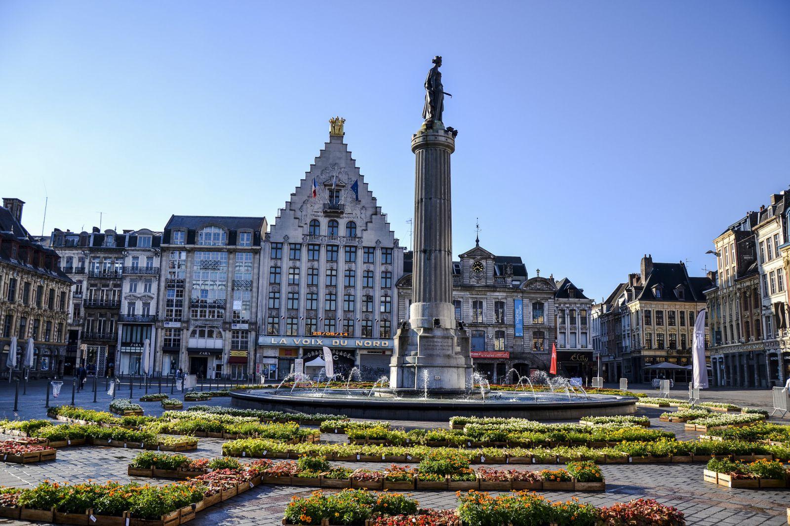 лилль фото города сделать более красивыми