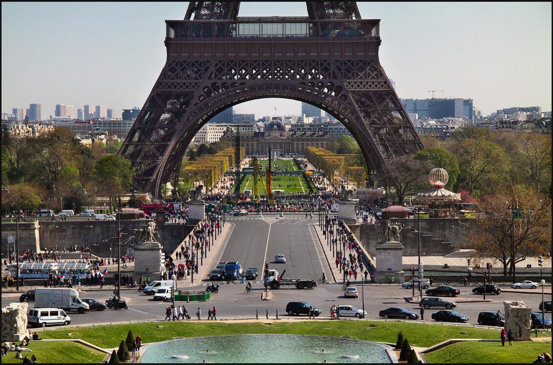 Франция Париж  фото #5376