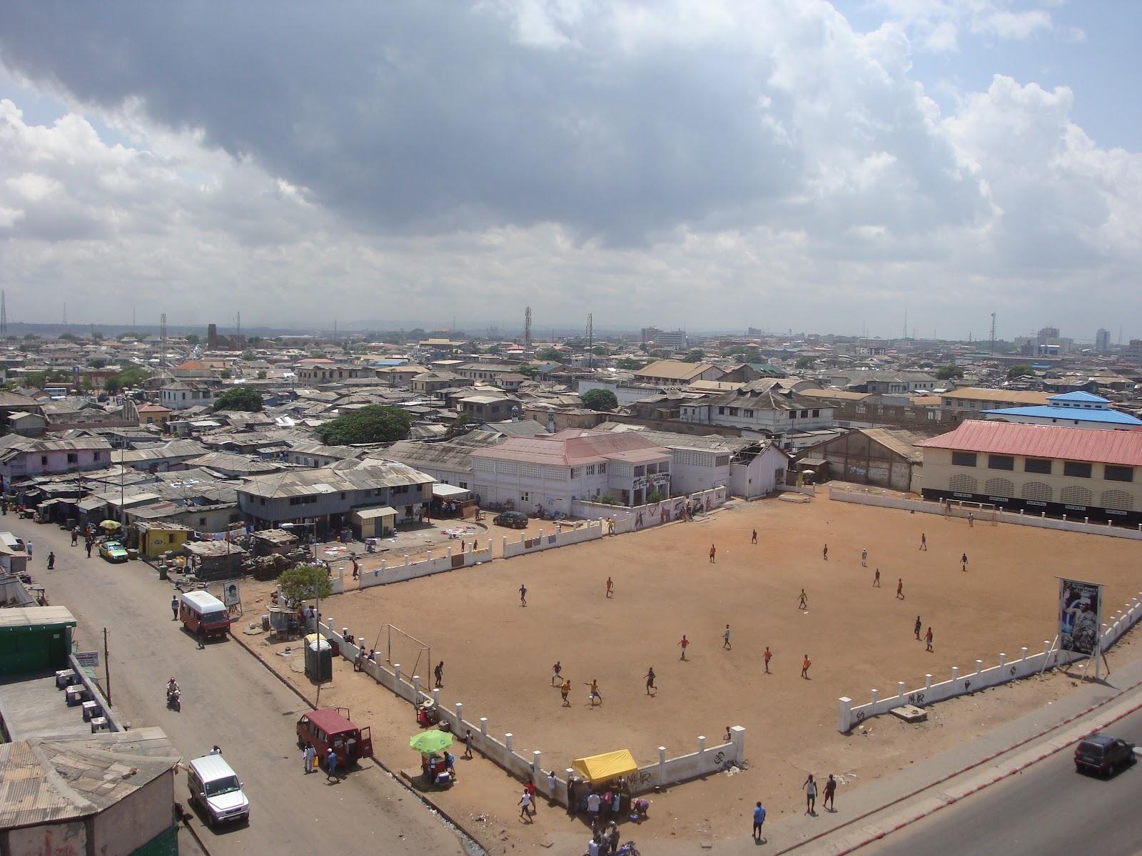 Виза в Гану рекомендации