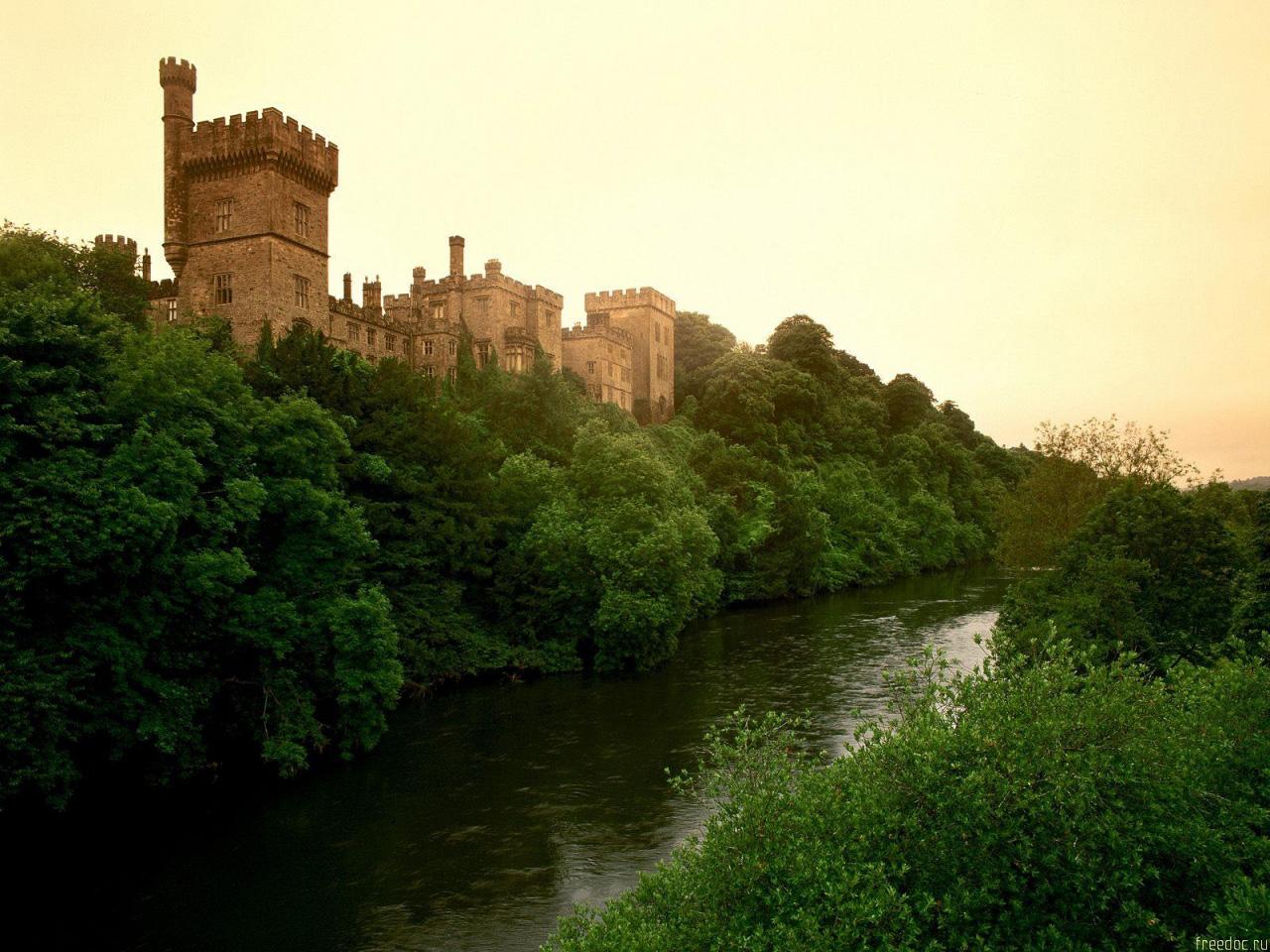 Ирландия - страна кельтов+отдых в Дублине.