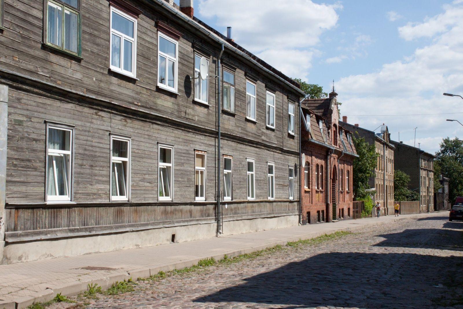 вид лиепая военный городок фото тротуарная