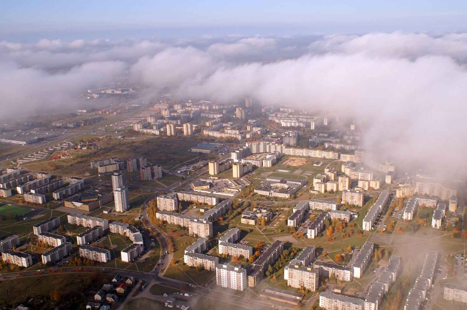 пвх цифровой фото города паневежис будет неполным без