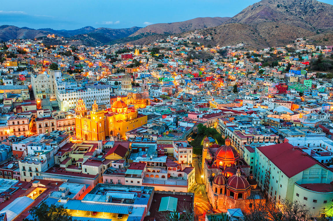 города мексики на картинках всех свои