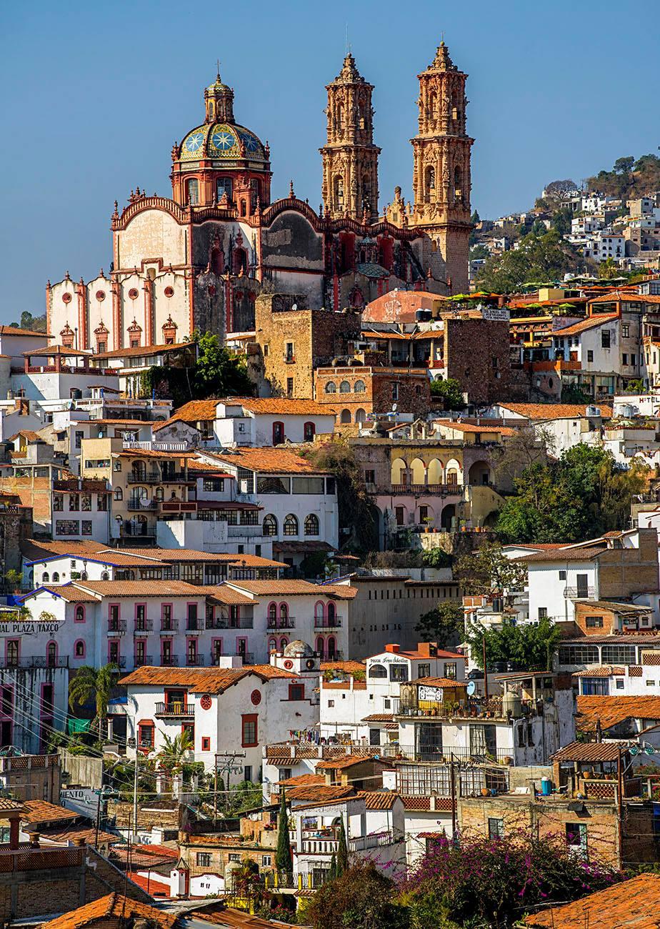 города мексики на картинках людей