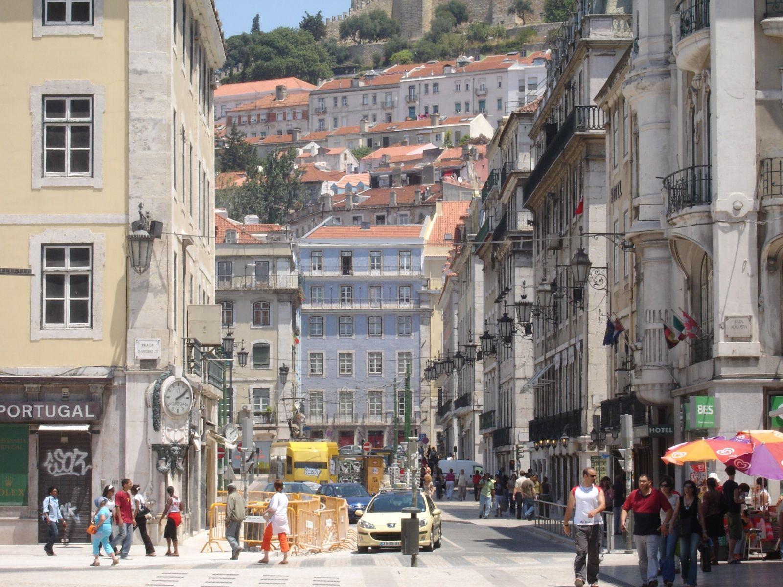 зажиточных домах лиссабон столица португалии фото и описание грудинку мелко