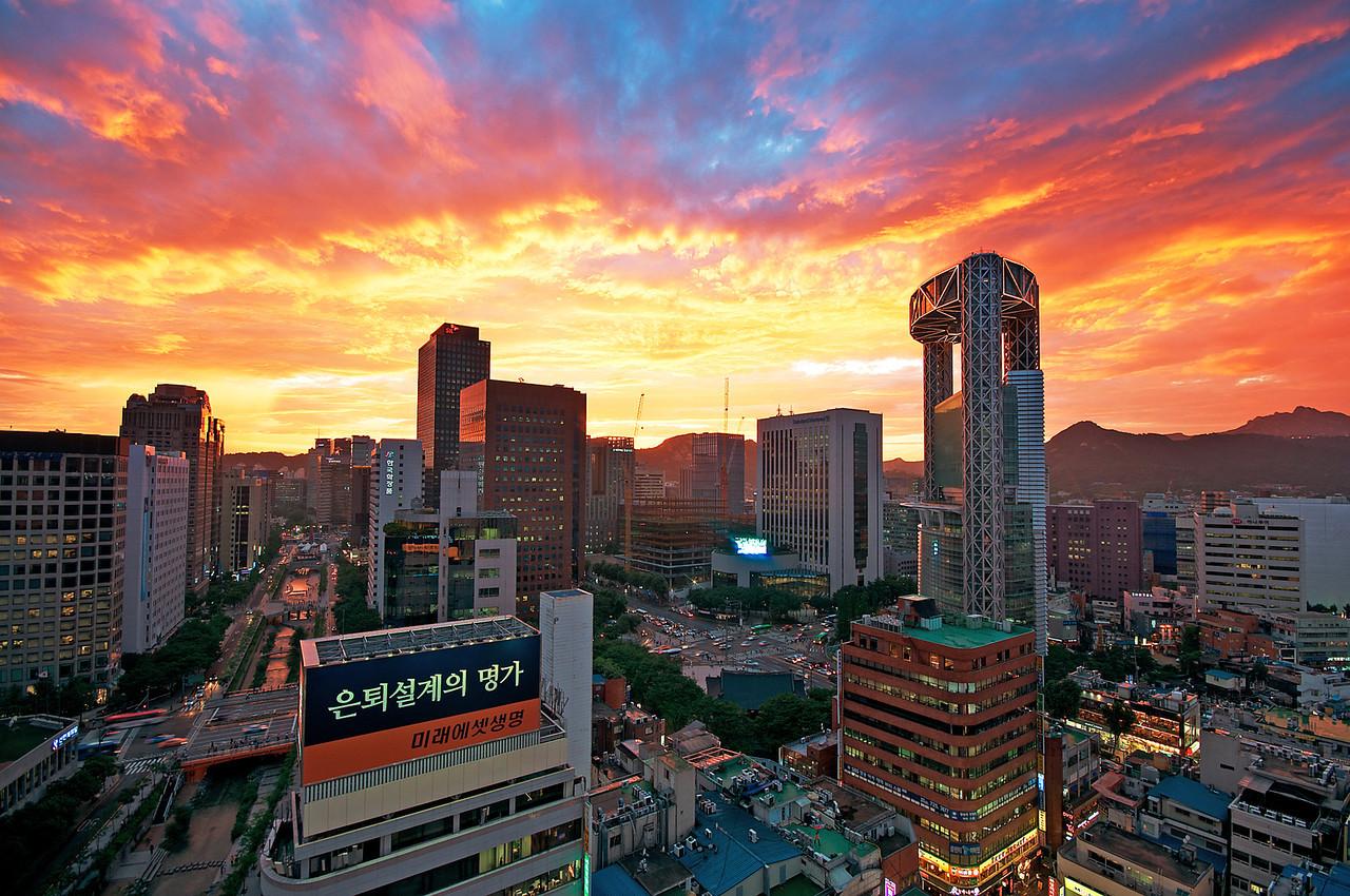 south koreas hi tech city - HD1200×797