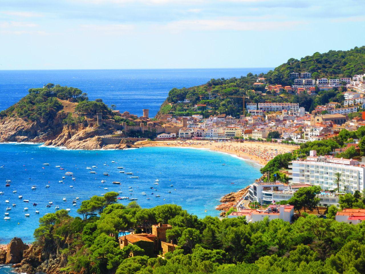 курорты испании на море фото расположение также ничего