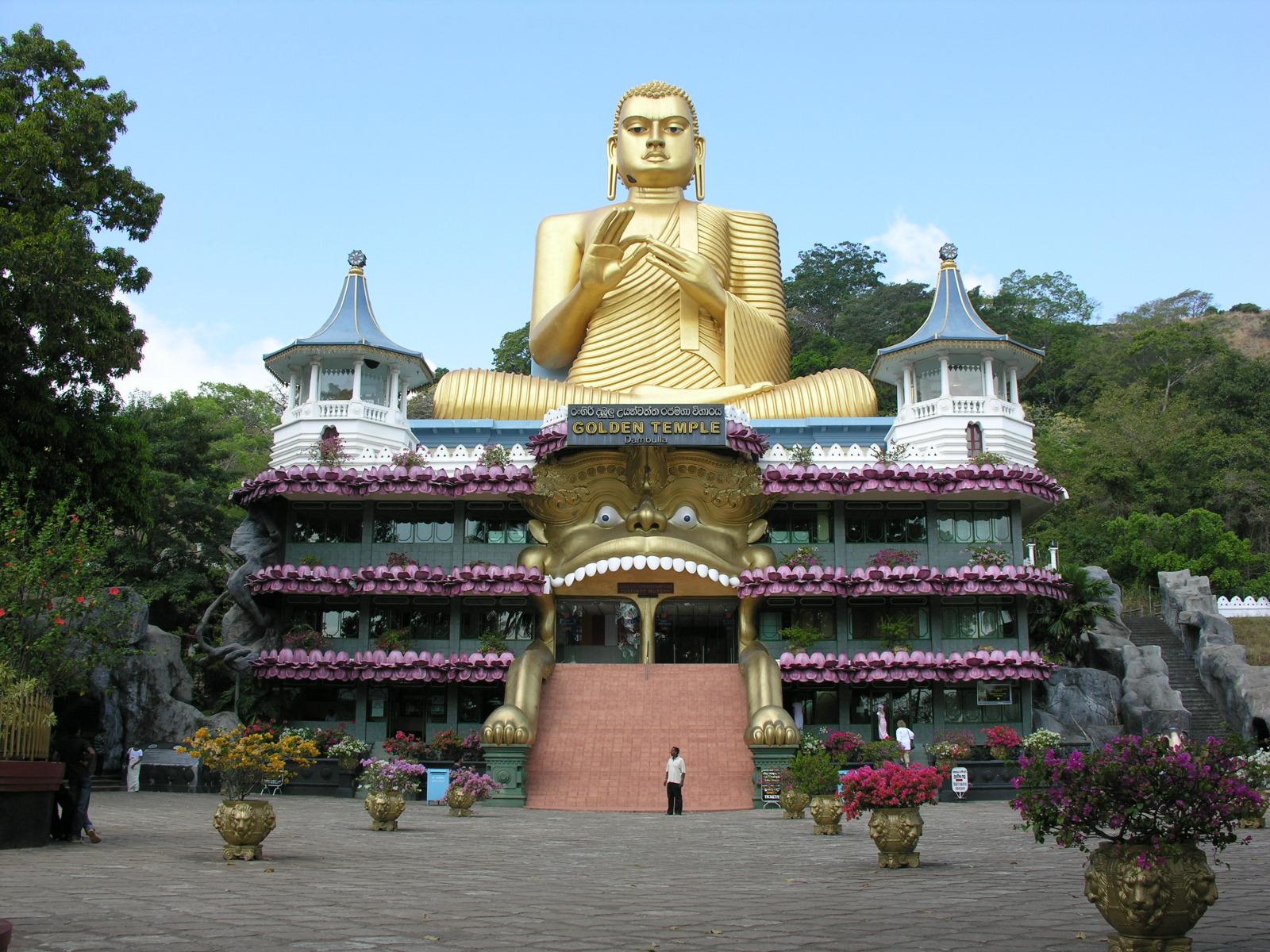 Шри-Ланка Дамбулла фото #23829