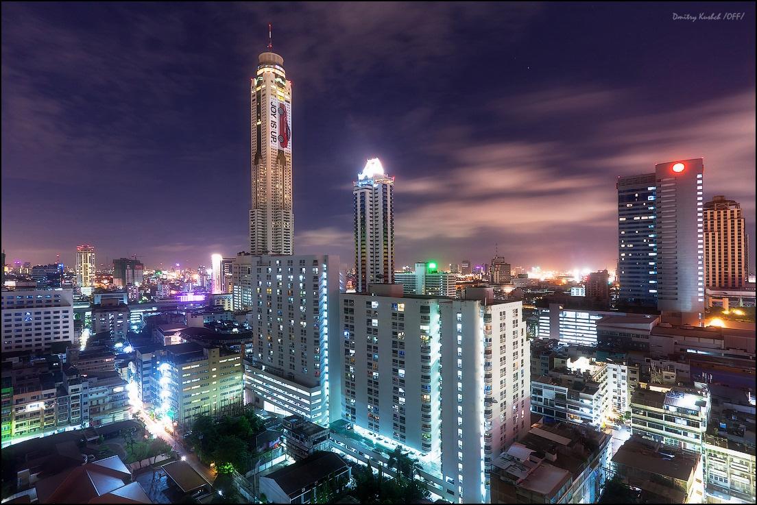Таиланд Бангкок фото