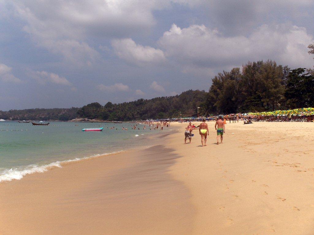 Пляж пхукет фото туристов