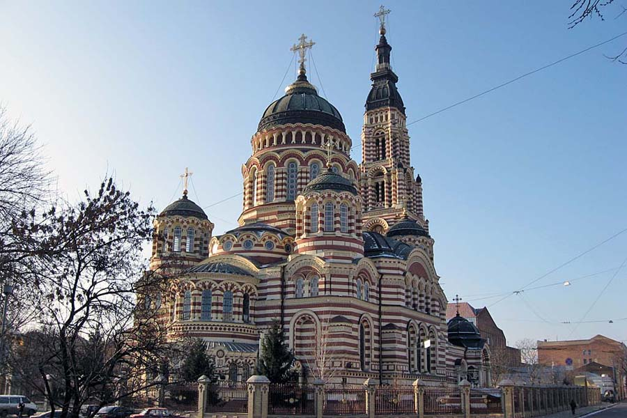 Первая столица Украины - Харьков 4855