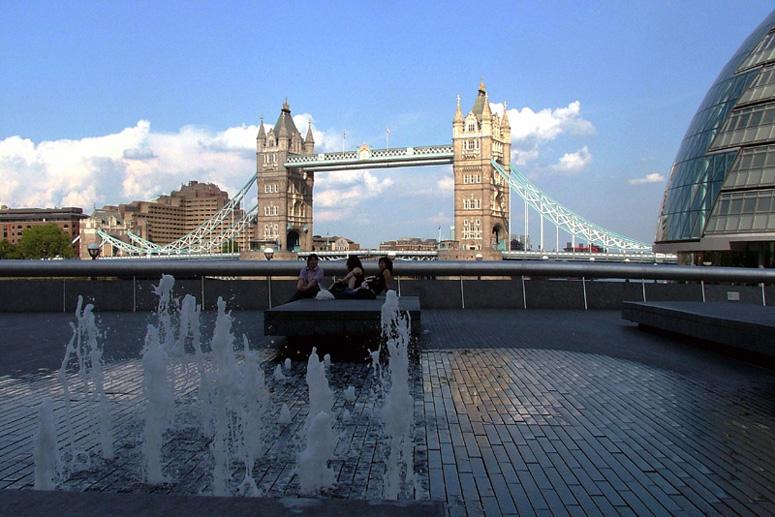 Великобритания Лондон  фото