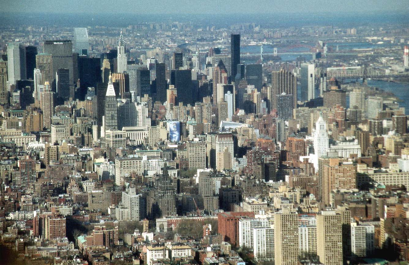 here is new york essay