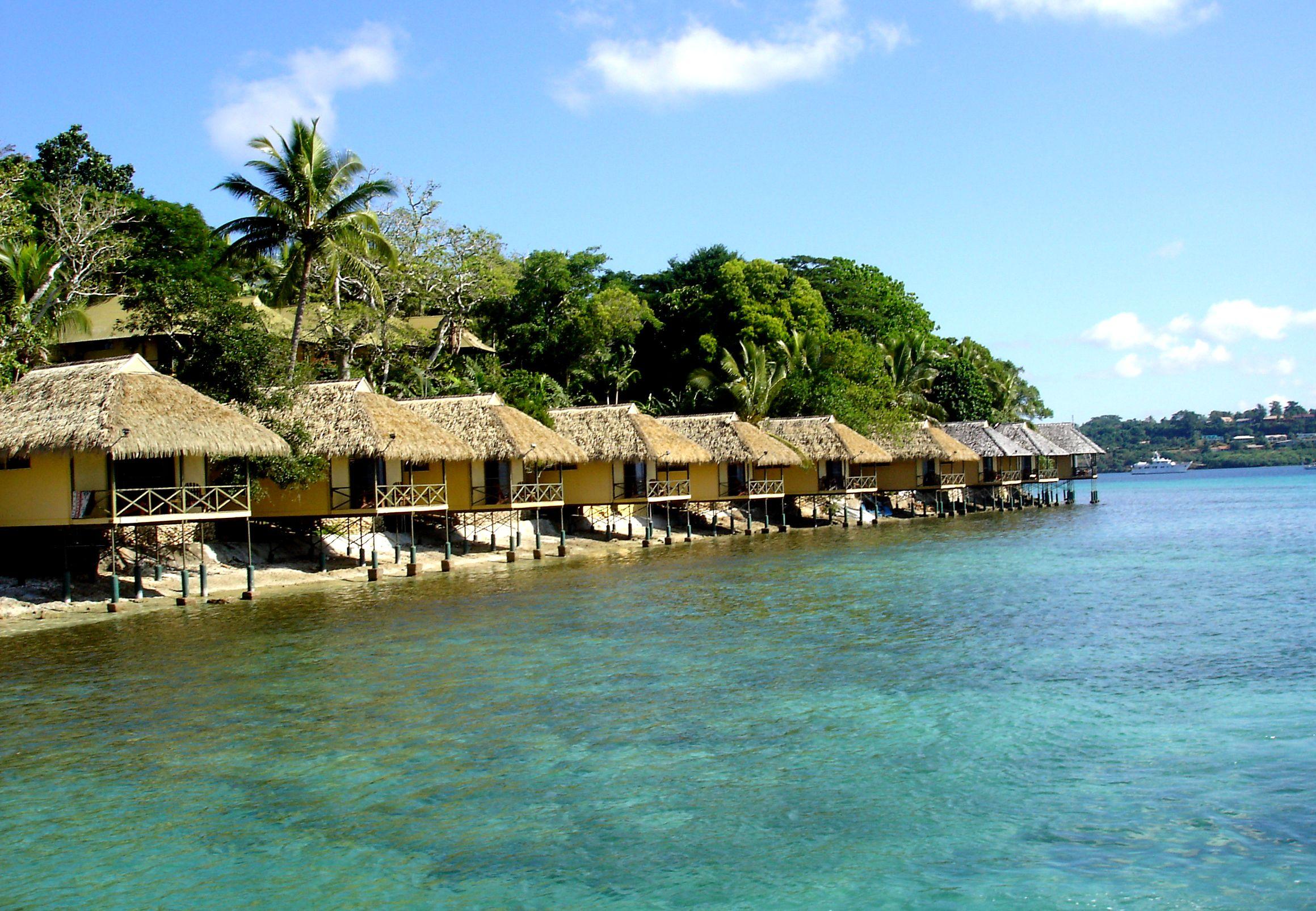 Вануату в фотографиях