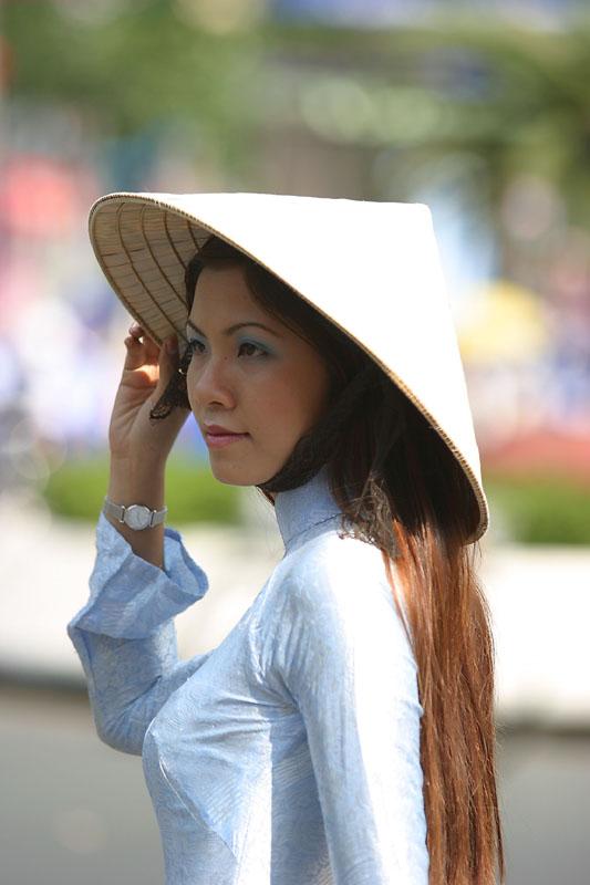 Вьетнам Фото, фотографии, обои.  Девушки мира.