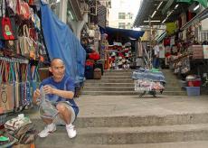Торговые улицы города - это торговые мега-центры