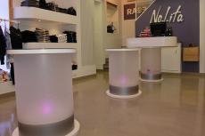 Кстати, не забудьте заглянуть в бутик NoLita и SoHo, в России их не встретить