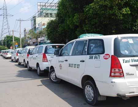 Вьетнамское такси